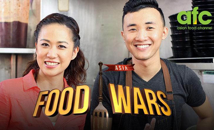 Food Wars Asia S1 Ep6 & Jason Food Memories S1 Ep4