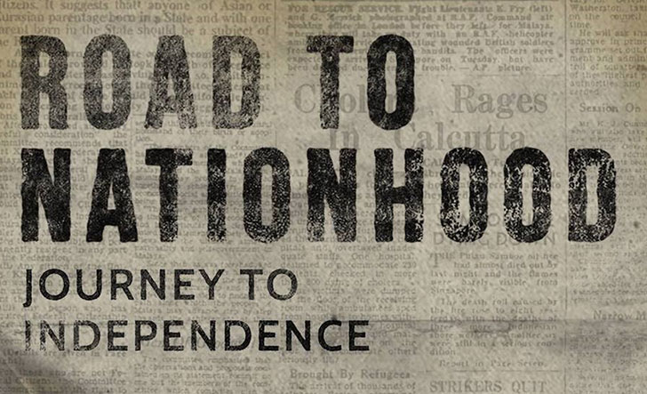 Road To Nationhood: : Journey to Independence