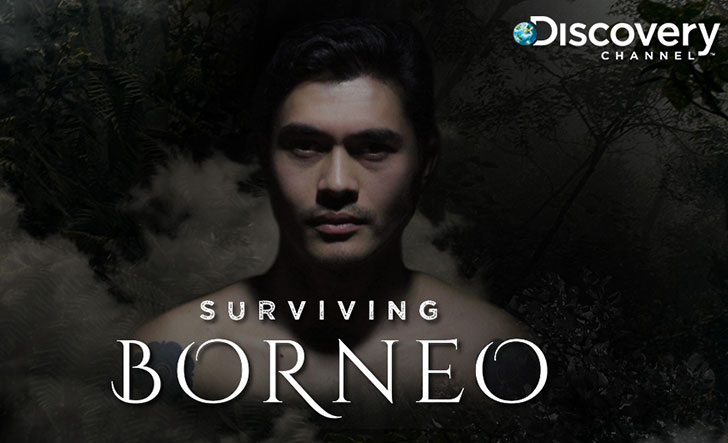 Surviving Borneo (Henry Golding)