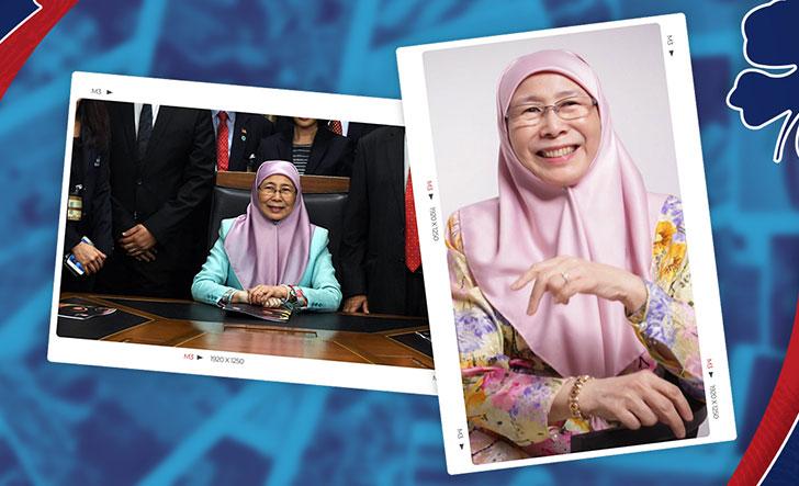 Erti Merdeka - Wanita Gemilang (YB DS Dr. Wan Azizah)