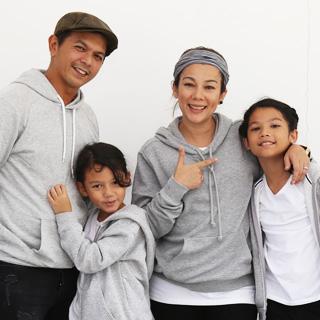 Family Sharifah Shahirah