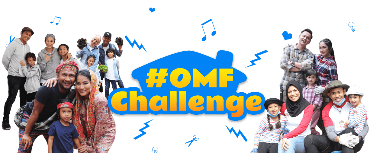 Oh My Family Challenge
